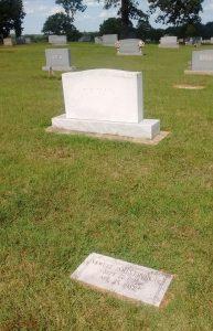 Senator Sam's final resting place
