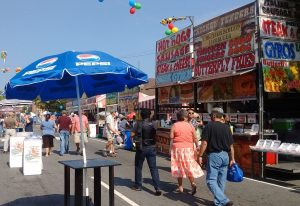 Festival food galore!