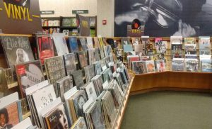 'The Vinyl Store' at Barnes & Noble