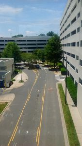 The long and winding road that leads to Levine Cancer Institute