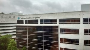 Carolinas Medical Center in Charlotte